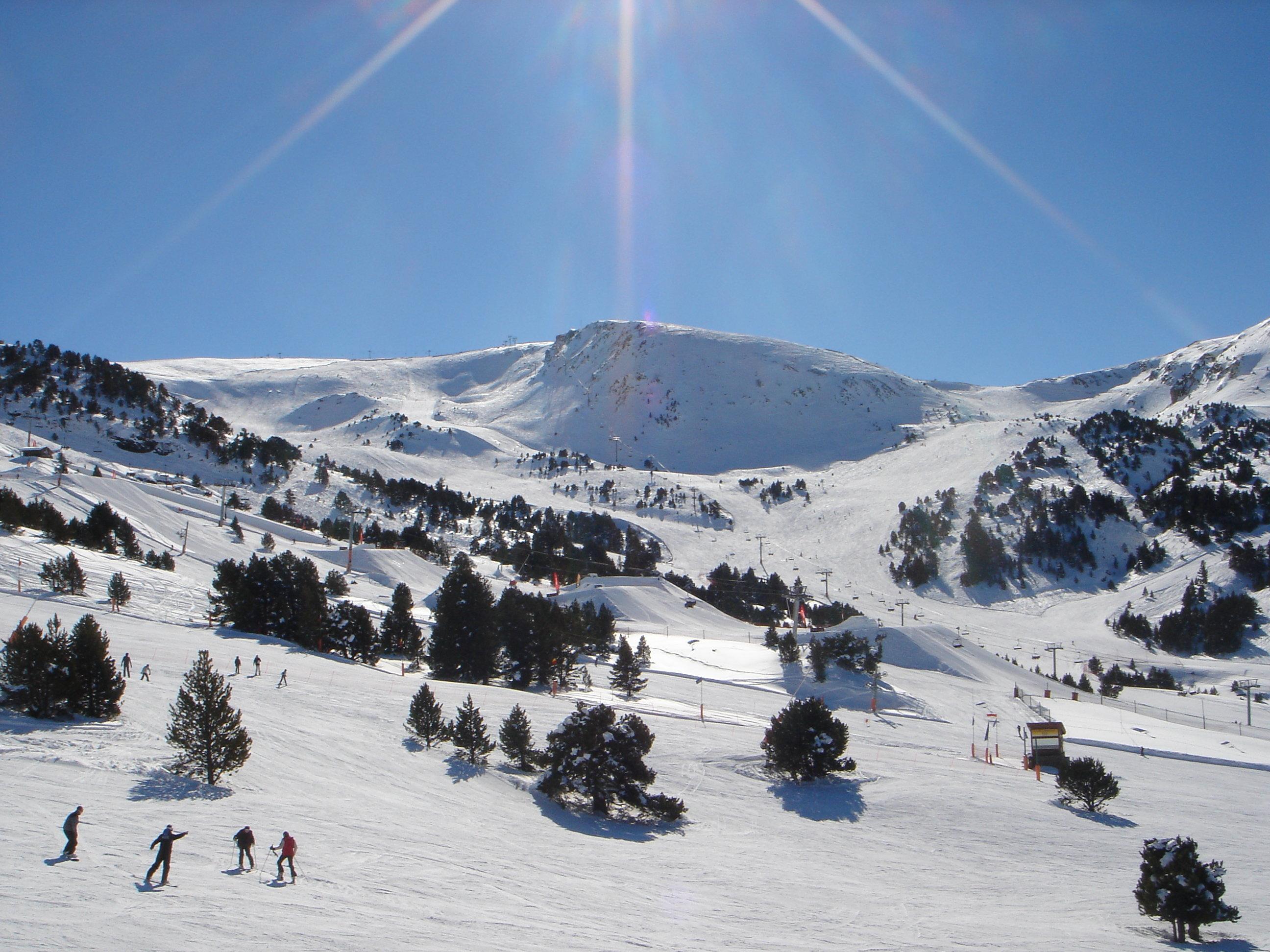 soldeu, andorra 2017 - love to ski club